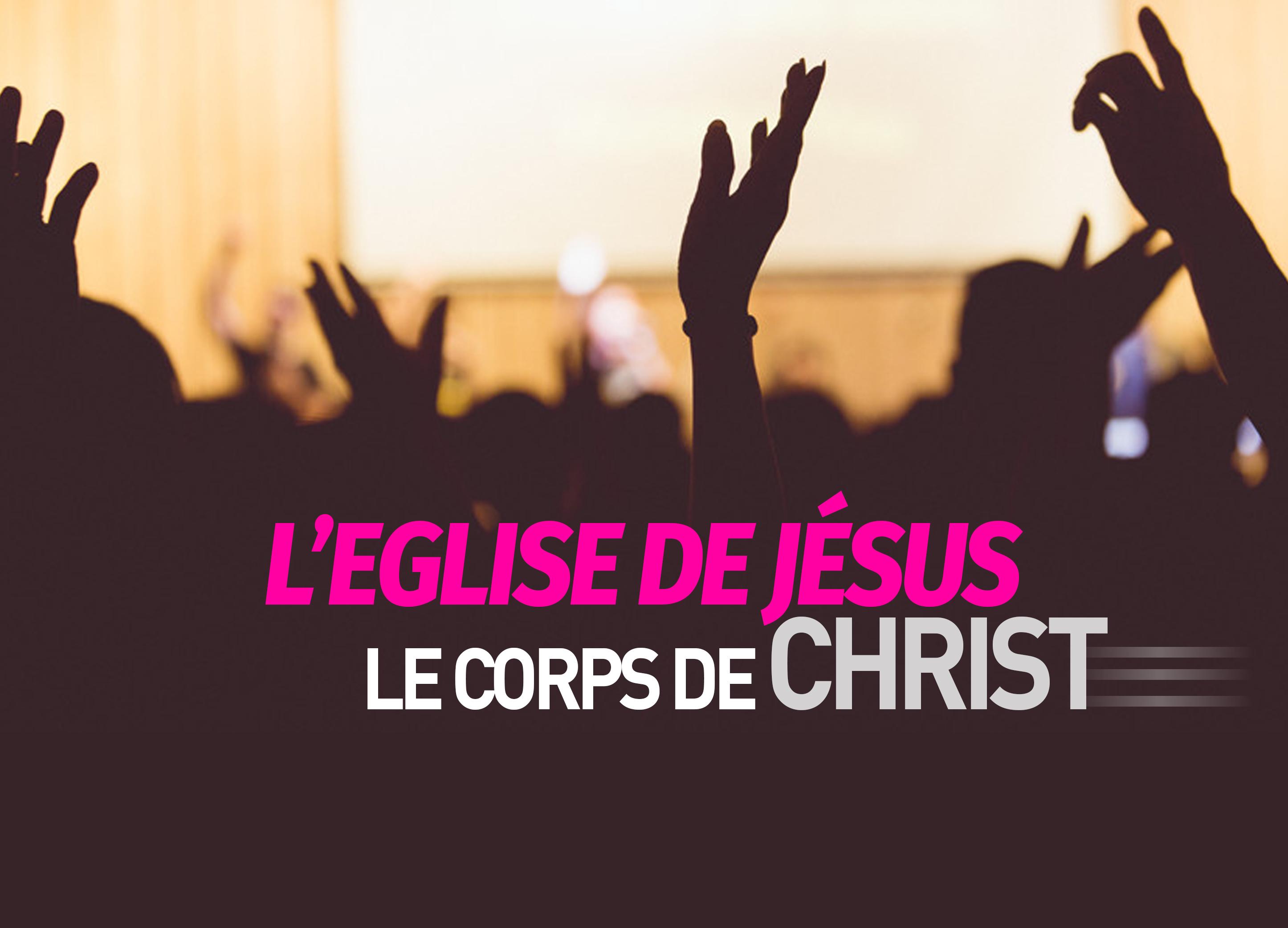 L'église de Jésus, le corps de Christ