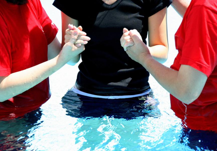 LE MYSTÈRE DU BAPTÊME